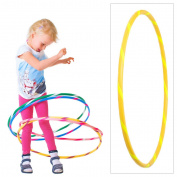 Colourful Kids Hula Hoop for small professionals, Ø60/70/80cm