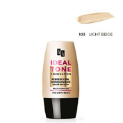 AA Ideal Tone Foundation Perfect Fit Multi Hydration 103 Light Beige 30ml