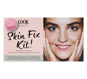 Look Beauty Skin Fix Kit! Foundation, Concealer & Highlighter - Medium