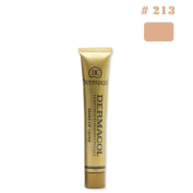 IGEMY Details about Dermacol Waterproof High Covering Conceal Make up Foundation Film Studio Cover