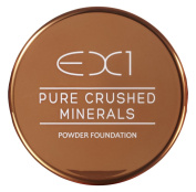 EX1 Cosmetics Pure Crushed Mineral Powder Foundation, Number 3.0