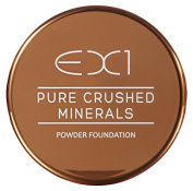 EX1 Cosmetics Pure Crushed Mineral Powder Foundation, Number 5.0