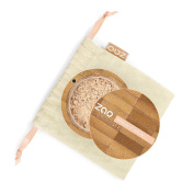 Zao Mineral Silk 509 Sand Beige Loose Powder Mineral Make up Light in Bamboo Container Certified Bio/Vegan) 101509