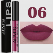 Aliver 12 colour Long lasting Moisturising Crayon Lipsticks Lip Glosses Lips Moisturising Colour Glamorous