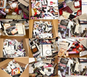 20 Piece Wholesale Makeup Assorted Lot ~ L'oreal Maybelline Covergirl Sally Hansen Almay Revlon & More Name Brand Cosmetics
