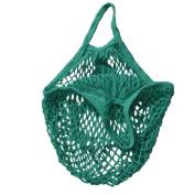 AMA(TM) Mesh Net Turtle Bag String Shopping Bag Reusable Fruit Storage Handbag Totes