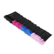 Disposable Eyelash Eye Lash Makeup Brush Mascara Wands Applicator Makeup Kits