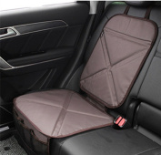 Hever Seat Guardian Car Seat Protector -Best Protection for Child & Baby Cars Seats- Cover Pad Protects Automotive Vehicle Leather or Cloth Upholstery
