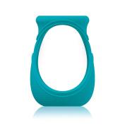 JOOVY Boob Silicone Sleeve, Turq, 240ml