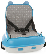 Lil' Jumbl Baby Booster Seat, Blue