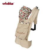 Vrbabies New Fashion Baby Carrier Comfort Infant Baby Backpack Sling Wrap Baby Harness