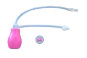 Roo Threads Nasal Aspirator, Pink