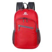 18L Ultralight Packable Backpack Foldable Daypack Lightweight Men Women Rucksack Waterproof for Outdoor Sport Hiking Travel Camping Biking