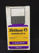 Pelikan Drawing Ink - Blue Violet