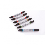 Winsor and Newton Watercolour Markers Set - Natural Colours
