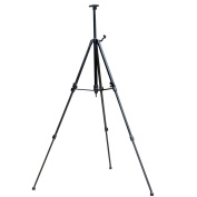 Transon Lightweight Aluminium Filed Easel for Tabletop and Floor Size 160cm with Portable Bag