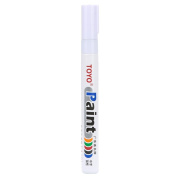 Highlighter Pen,Fullfun Permanent Waterproof Car Tyre Tyre Metal Paint Marking Pen