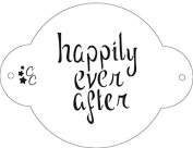 Happy Ever After Stencil