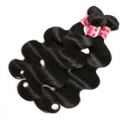 Ubella (12 14 16) Brazilian Hair Bundles Body Wave 300G Cheap Human Hair Weave 3 Bundles Body Wave Brazilian Virgin Hair Extensions