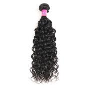 Subella Hair Brazilian Virgin Real Human Hair Water Wave 1 Bundle 7A Unprocessed Human Hair Extensions