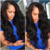 UR Meili 8A Brazilian Virgin Hair Body Wave Brazilian Remy Hair Natural Colour 100% Human Hair Extensions 20 20 50cm