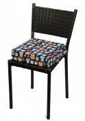 Zicac Baby Toddler Portable Dining Chair High Chair Booster Cushion