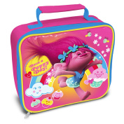 Trolls Childrens/Kids Official Poppy Rectangle Lunch Bag (One Size)