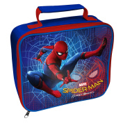 Spiderman Official Childrens/Kids Rectangle Lunch Bag (One Size)