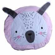EITC Cartoon Pink Rabbit Crawling Blanket Carpet Floor Baby Play Mats Children Room Decoration