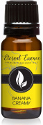 Banana Creamy Premium Grade Fragrance Oil - 10ml - Scented Oil