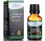 Melora Manuka Oil MβTK 30+, 25ml 100% New Zealand East Cape Essential Oil