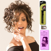3 - Item Bundle : Sonoma by Rene of Paris, Wig Cap, Magic Comb, Wiggalaxy Booklet