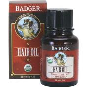 Badger Balm - Men's Hair Oil - Navigator Class Man Care - 60ml