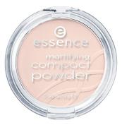 essence Mattifying Compact Powder, 10 Light Beige