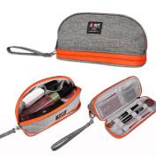 BUBM Universal Small Men & Women Cord Handbag Case Makeup Cosmetic Storage Bags Pouch Travel Kit Organiser