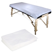 Disposable Sheets, 10Pcs Non-Woven Waterproof Bed Sheet for Beauty Salon, Massage,Tattoo, Hotels, Mattress Cover, Daily Life Use for Person and Pet