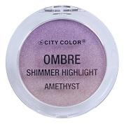 CITY colour Shimmer Ombre Highlight - Amethyst C-0025B