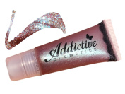 Glitter Lip Gloss NOTORIOUS Lip Junkie- Thick and Rich- Non Sticky Vegan Friendly and Cruelty Free Formula- Made in the USA