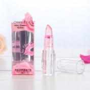 WuyiMC Magic Jelly Flower Lipsticks Colour Changing Makeup Moisturiser Lipstick Lip Gloss Net Weight 3.6G 6 Vivid Colours