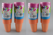 Plastic Cups Party Disposable Tableware Tumblers Drinks Summer BBQ Pack of 144