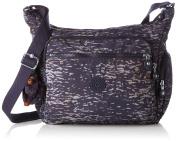 Kipling Gabbie, Women's Cross-Body Bag, Mehrfarbig (Water Camo), 35.5x30x18.5 cm