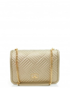 Love Moschino Accessories Chevron Chain Shoulder Bag