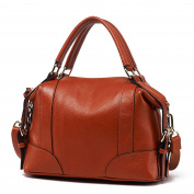 WU ZHI Lady PU large Capacity Multi-functional Shoulder Bag Messenger Bag