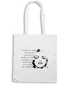 T-Shirtshock Women's Top-Handle Bag white white