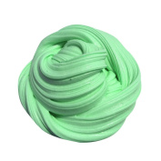 Sludge Toy,Kids Sludge Toy Fluffy Floam Toy Slime Scented Stress Relief No Borax Toy by ABCsell