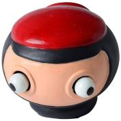 Squeeze Popping Eye Ninja Stress Ball Toys