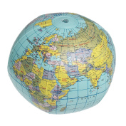 Inflatable World Globe In A Gift Box