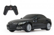 Jamara Jamara404021 27 MHz 1:24 Scale Black BMW Z4 Deluxe Car