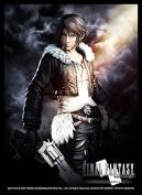 """Square-Enix Square-EnixACCSQX009 """"Abysse PC DD Final Fantasy AC Squall"""" Sleeves"""