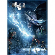 Square-Enix Square-EnixACCSQX012 Abysse PC Final Fantasy Type 0 Ace Sleeves